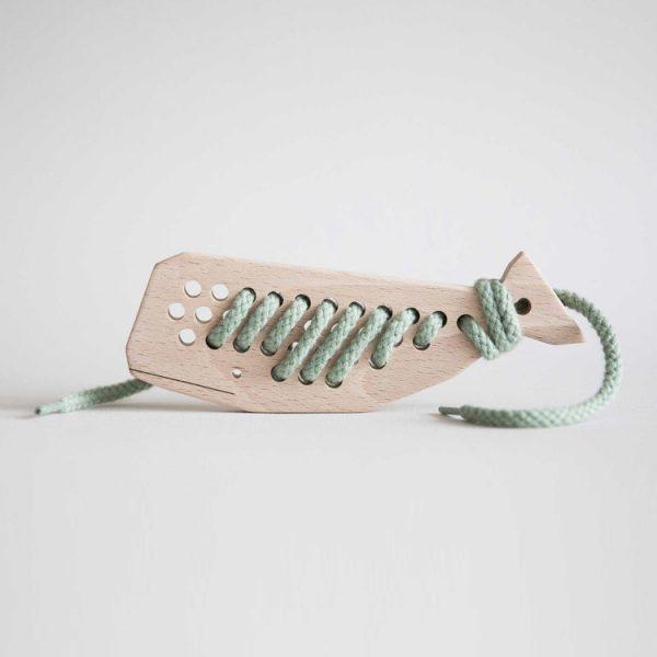 aleta-kids-whale-lacing-toy-green