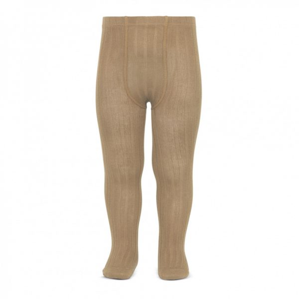 wide-rib-basic-tights-camel