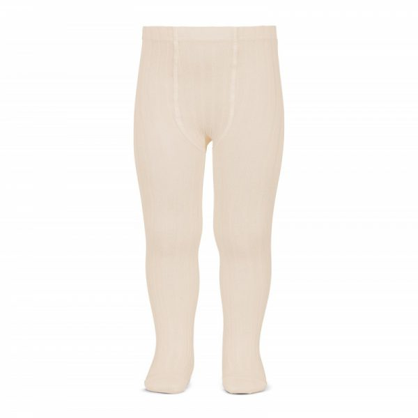 wide-rib-basic-tights-linen