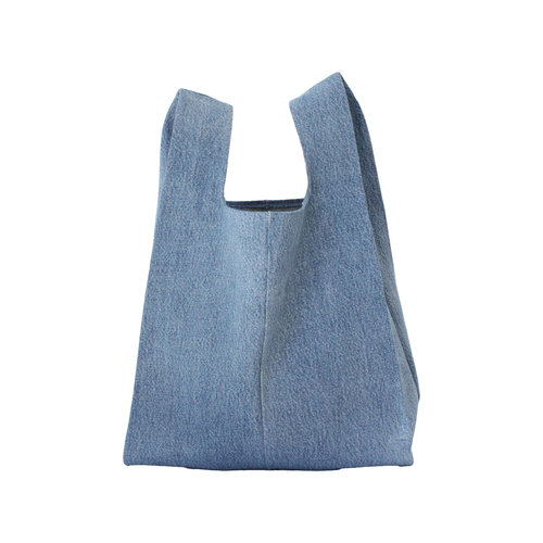 BLUE+DENIM+BAG