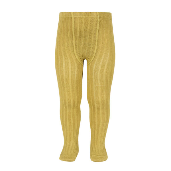 basic-rib-tights-mustard