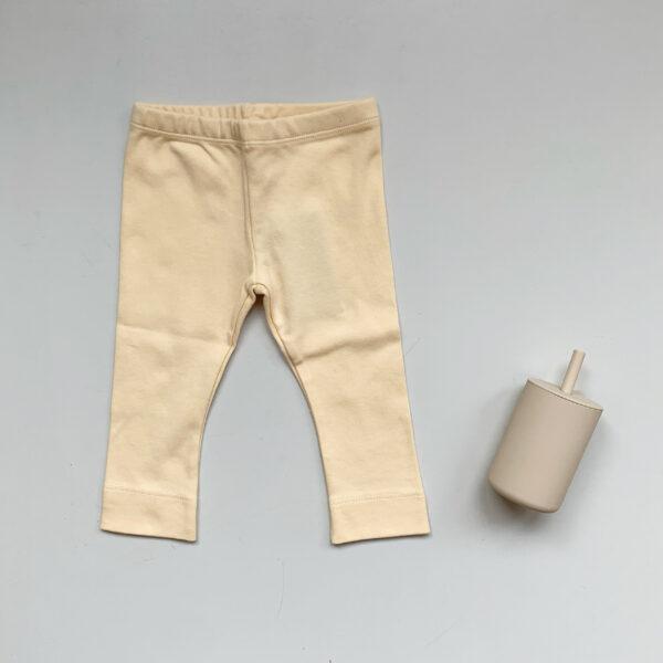 Lah Lan kids cream legging