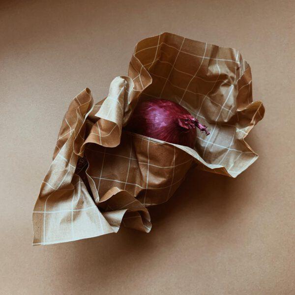 haps nordic cotton wraps bijenwas mustard eco reduce single use plastics 3