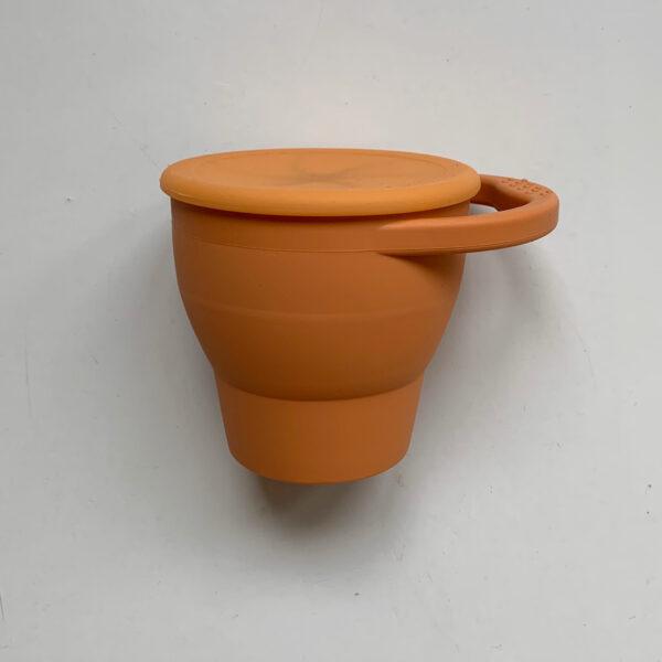 snack cup the future artist the milk minimalist pumpkin