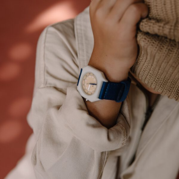 Mini Kyomo Deep Blue horloge 6