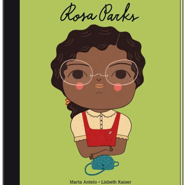 boek van klein tot groots Rosa