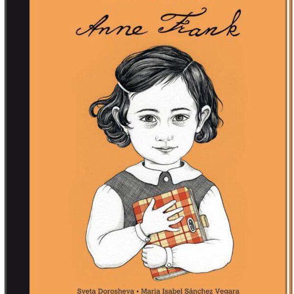 van klein tot groots Anne Frank boek