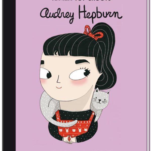van klein tot groots Audrey Hepburn