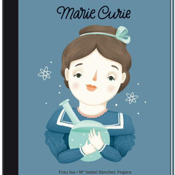 van klein tot groots Marie Curie