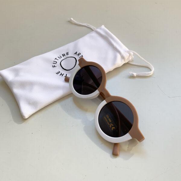 kinder zonnebril sand 2