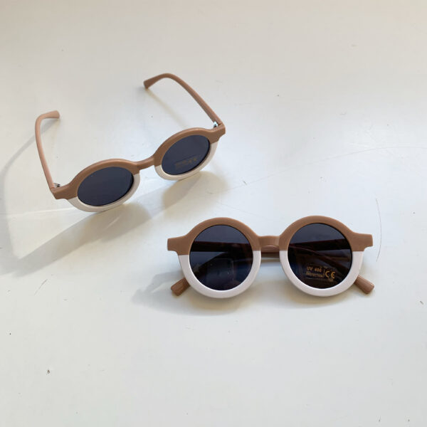 kinder zonnebril sand 4