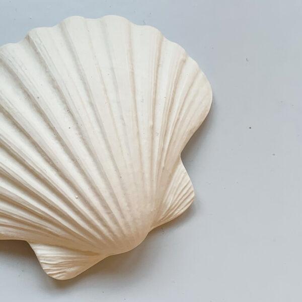 Lanco bijtspeeltje natuurrubber schelp 5