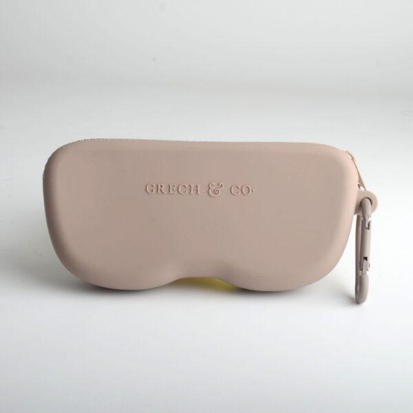 Grech & Co zonnebril houder siliconen stone