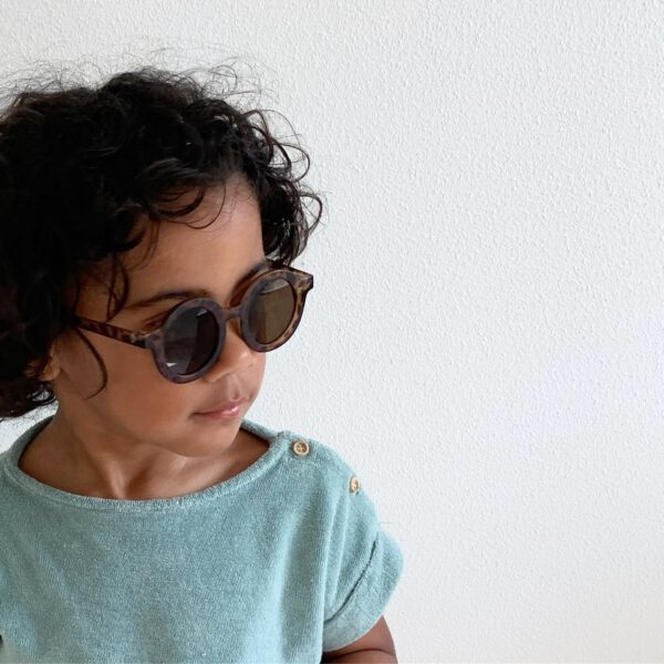 The Future Artist kinder zonnebril Cheetah 10