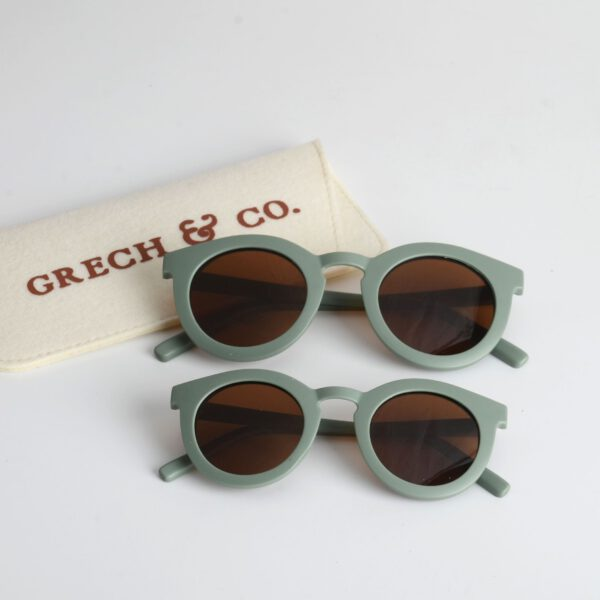 grech & Co zonnebril adult and kind fern