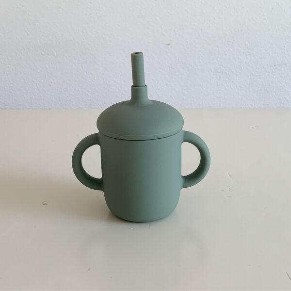 training cup Matcha