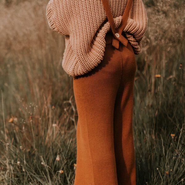 Yuki trousers rust 5
